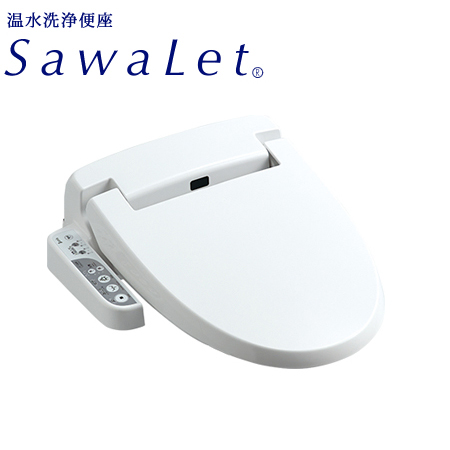 *ジャニス*JCS-310DNN[BW1/BN8/LR8] 温水洗浄便座 サワレット310 脱臭機能付 本体操作タイプ bilingual English/Japanese panel display【送料・代引無料】