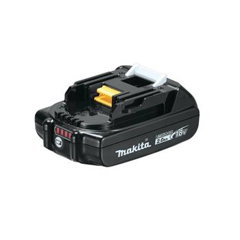 リチウムイオンバッテリ マキタ 贈呈 Makita トラスト BL1820B 18V A-61715 充電器別売 2.0Ah