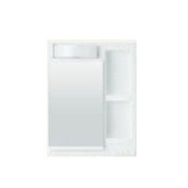 *TOTO*LMSPL060A4GDG1[A/C/D/E] 化粧鏡 ミラーキャビネット 1面鏡[鏡裏収納付] LEDランプ エコミラーなし Fシリーズ 60cmタイプ 洗面化粧台用〈送料無料〉
