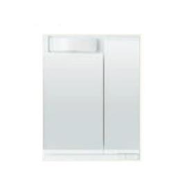 *TOTO*LMSPL060A2GDG1[A/C/D/E] 化粧鏡 ミラーキャビネット 2面鏡 LEDランプ エコミラーなし Fシリーズ 60cmタイプ 洗面化粧台用〈送料無料〉