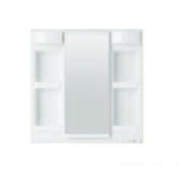 *TOTO*LMSPL075B4GDC1[A/C/D/E] 化粧鏡 ミラーキャビネット 1面鏡[鏡裏収納付 全高1800mm対応] LEDランプ エコミラーあり Fシリーズ 75cmタイプ 洗面化粧台用〈送料無料〉
