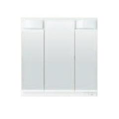 *TOTO*LMSPL075A3GFG1[A/C/D/E] 化粧鏡 ミラーキャビネット 3面鏡 蛍光ランプ エコミラーなし Fシリーズ 75cmタイプ 洗面化粧台用〈送料無料〉