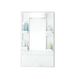 *TOTO*LMBA060B1GFC1G Bシリーズ 化粧鏡 ミラーキャビネット 1面鏡 蛍光ランプ エコミラーあり 60cmタイプ 洗面化粧台用〈送料無料〉