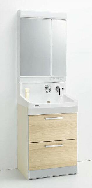 *クリナップ*ファンシオ 洗面化粧台セット 間口60cm M-602PF+BPF[H/L]60FMY オールスライドタイプ