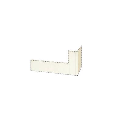 *ダイキン*KKC052A4 エコキュート薄型用脚部化粧カバー【本体とセット販売用】