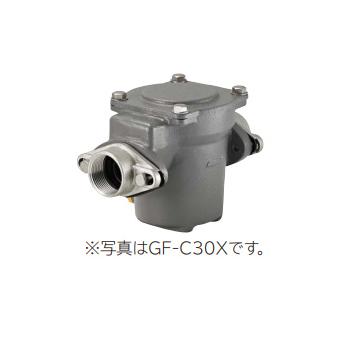 *日立*GF-C25X 砂こし器 配管口径25mm 鋳鉄ボディー【送料無料】
