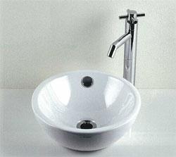 *KAKUDAI*493-018 丸型手洗器
