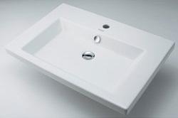 *KAKUDAI*#DU-0491700000 DURAVIT 角型洗面器