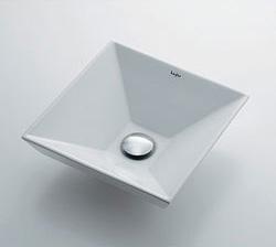 *KAKUDAI*493-085 Luju 角型手洗器