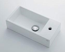 *KAKUDAI*493-083 Luju 壁掛手洗器