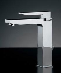 *KAKUDAI*183-081/183-081K 水栓金具 シングルレバー混合栓 トールタイプ