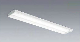 *三菱電機*EL-LYX4332A+LDL40S・N/16/26・N3x2本 直管LEDランプ搭載ベースライト直付形 学校用[スクールファイン] 昼白色5000K【送料・代引無料】