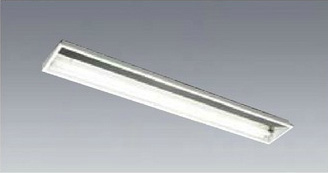 *三菱電機*EL-LYB4021A+LDL40S・N/17/25・N3 直管LEDランプ搭載ベースライト埋込形 150幅 ウォールウォッシャ器具 昼白色5000K【送料・代引無料】
