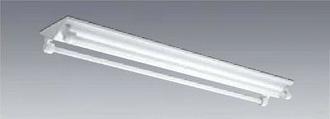 *三菱電機*EL-LYWV4012A+LDL40T・N/27/37・G3x2本 直管LEDランプ搭載ベースライト 直付形 防雨・防湿形器具 昼白色5000K【送料・代引無料】