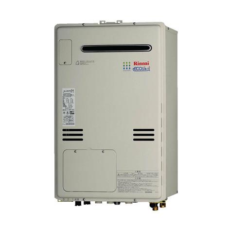 【無料3年保証/工事もご依頼で5年】*リンナイ*RUFH-K2403AW2-3[A] 温水暖房熱源機 設置フリー屋外壁掛型 [フルオート] 24号