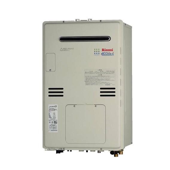 【無料3年保証/工事もご依頼で5年】*リンナイ*RUFH-K2402AW2-6[A] 温水暖房熱源機 設置フリー屋外壁掛型 [フルオート] 24号