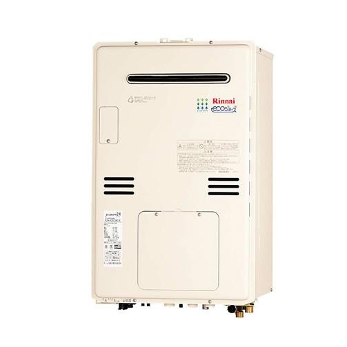 【無料3年保証/工事もご依頼で5年】*リンナイ*RUFH-K2402SAW2-1[A] 温水暖房熱源機 設置フリー屋外壁掛型 [オート] 24号