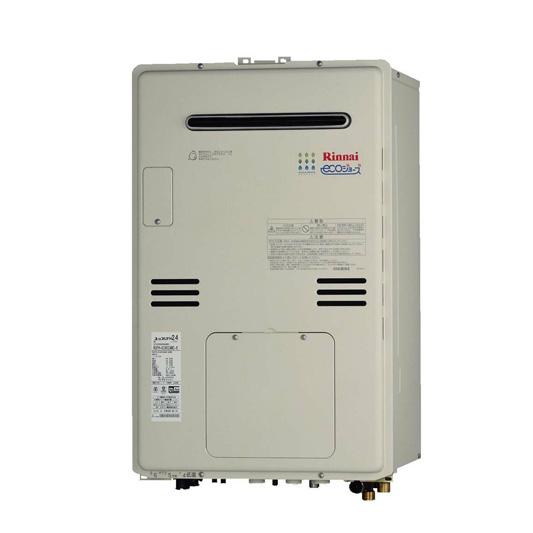 【無料3年保証/工事もご依頼で5年】*リンナイ*RUFH-K2402SAW2-6[A] 温水暖房熱源機 設置フリー屋外壁掛型 [オート] 24号