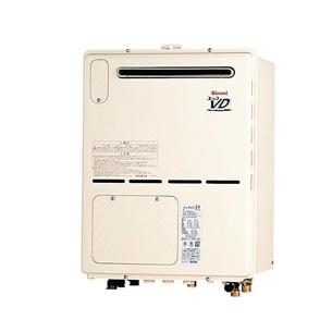 【無料3年保証/工事もご依頼で5年】*リンナイ*RVD-A2400AW[A] 温水暖房熱源機 設置フリー 屋外壁掛型 [フルオート] 24号