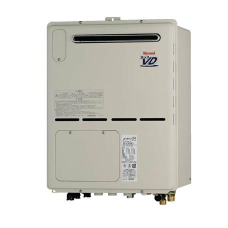【無料3年保証/工事もご依頼で5年】*リンナイ*RVD-A2000AW2-3[A] 温水暖房熱源機 設置フリー 屋外壁掛型 [フルオート] 20号