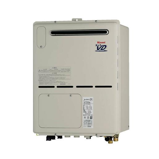 【無料3年保証/工事もご依頼で5年】*リンナイ*RVD-A2000SAW2-3[A] 温水暖房熱源機 設置フリー 屋外壁掛型 [オート] 20号