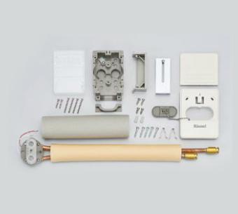 *リンナイ* FMOT-004-CH 温水ルームヒーター用 温水コンセント 壁内埋込配管用