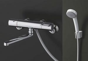 *TOTO*TMY240E サーモスタットシャワー水栓金具 エアインシャワー 壁付きタイプ【送料・代引無料】