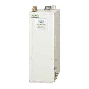 *コロナ*UKB-EF470RX5-S[FFK] 石油ふろ給湯器 エコフィール 給湯+追いだき ボイスリモコン付属 屋内設置型 強制給排気 水道直圧式〈送料・代引無料〉
