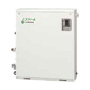 *コロナ*UIB-EF47RX5-S[M] 石油給湯器 エコフィール 給湯専用 ボイスリモコン付属 屋外設置型 前面排気 水道直圧式〈送料・代引無料〉