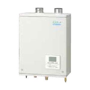 *コロナ*UIB-EG47RX-S[FFW] 石油給湯器 エコフィール 給湯専用 ボイスリモコン付属 屋内設置型 強制給排気水道直圧式〈送料・代引無料〉