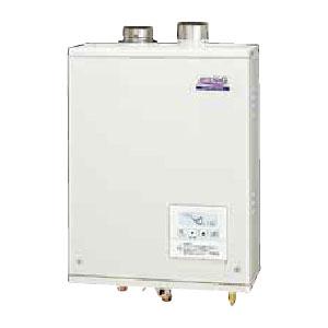 *コロナ*UIB-AG47MX[FFW] 石油給湯器 給湯専用 ボイスリモコン付属 屋内設置型 強制給排気 水道直圧式〈送料・代引無料〉