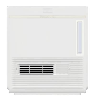 *ダイニチ/Dainichi*EFH-1218D-W 加湿セラミックファンヒーター ホワイト1200W(50/60Hz)木造6畳/コンクリート8畳〈送料無料〉
