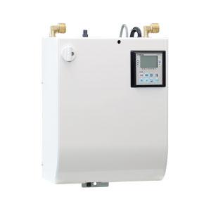 *イトミック* ESWM3TFG206B0 ESWM3Aシリーズ 約3L 密閉型電気給湯器 小型電気温水器 単相200V 0.6kW タイマー機能付 ボタン付きグースネックタイプ自動水栓〈送料・代引無料〉