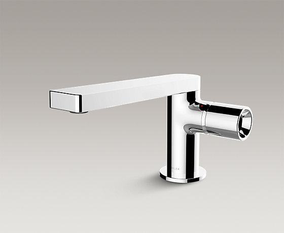 *Kohler*【正規輸入品/保証付】コンポーズド シングルレバー 洗面用水栓 K-73050T-7-CP ポリッシュドクローム〈送料無料〉