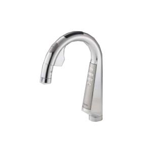 *パナソニック*QS01FPSWTEB スリムセンサー水栓 浄水器一体 【送料・代引無料】