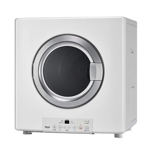*リンナイ*RDT-54S-SV ガス衣類乾燥機 乾燥容量5kg はやい乾太くん パワフル乾燥 梅雨対策 湿気対策 ガス 乾燥機 〈送料・代引無料〉