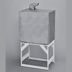 *リンナイ*DC-54 ガス衣類乾燥機オプション 本体保護カバー RDT-54S用