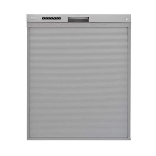 ☆*リンナイ*RSW-D401LP 食器洗い乾燥機 ステンレス調ハーフミラー ハイグレード ぎっしりカゴ 深型スライドオープン 食洗機 〈送料・代引無料〉