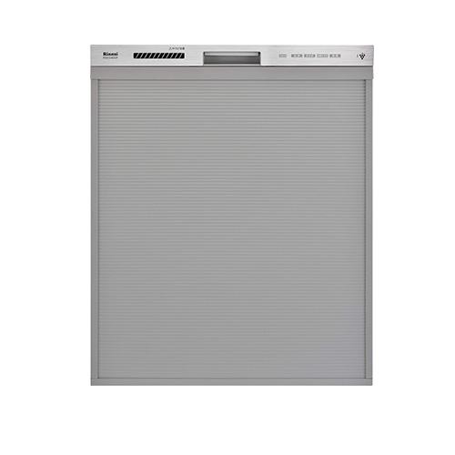 ☆*リンナイ*RSW-D401GP 食器洗い乾燥機 ステンレス調 スタンダード ぎっしりカゴ 深型スライドオープン 食洗機 〈送料・代引無料〉