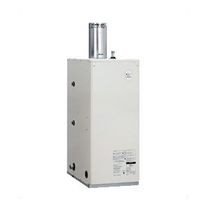 *長府製作所*PG-4004W Kトップ付 減圧式 貯湯型 石油給湯器 業務用 給湯プラス暖房 屋外据置型 〈送料・代引無料〉