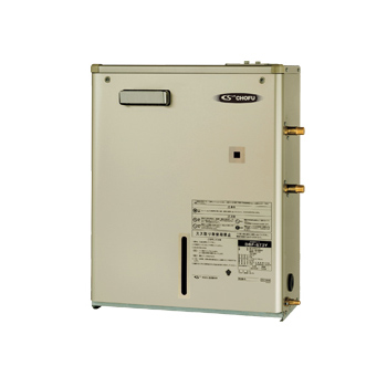*長府製作所*DBF-673Y 床暖房パネル向け 暖房専用 暖房ボイラ 屋外据置型 リモコン別売〈送料・代引無料〉
