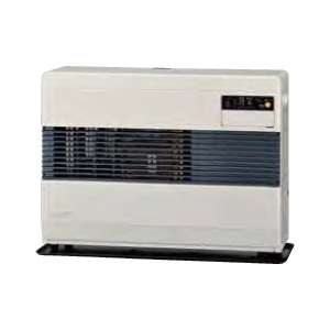 *コロナ* FF-B100C [W] 温風型 FF式石油暖房機 VGシリーズ 10.0kW 木造26畳 /コンクリート41畳 別置タンク式(別売) [FF-10014の後継品]待機時消費電力 : 1.5W〈送料・代引無料〉