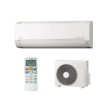 〈送料・代引無料〉*日立*RAS-D25K Dシリーズ 白くまくん エアコン ルームエアコン 住宅用 冷房 7~10畳/暖房 6~8畳