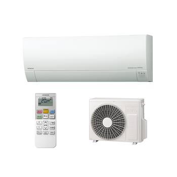 〈送料・代引無料〉*日立*RAS-G25K Gシリーズ 白くまくん エアコン ルームエアコン 住宅用 冷房 7~10畳/暖房 6~8畳