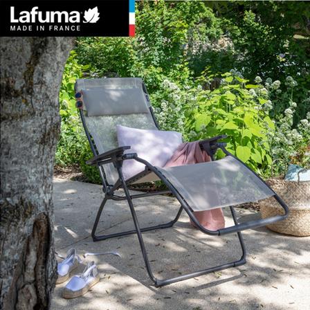 *Lafuma/ラフマ*LFM3111 FUTURA Batyline Iso リクライニングチェア ゼログラビティ 屋内 屋外 キャンプ 〈送料・代引無料〉
