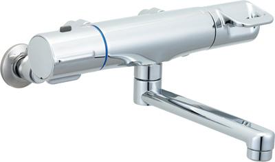 *INAX*浴室用水栓金具 サーモスタット付バス水栓壁付タイプ BF-HB345T