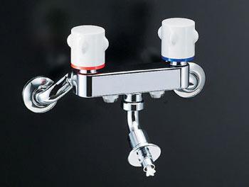 *INAX*洗濯機用水栓金具露出タイプ[屋内専用]混合水栓SF-M63RQ