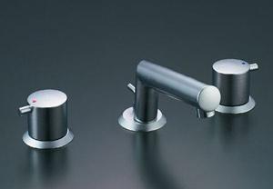 *INAX*洗面用水栓2ハンドル混合水栓 ポップアップ式LF-E130B/SE