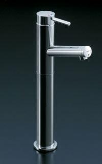 *INAX*洗面用水栓シングルレバー混合水栓 排水栓なしLF-E340SHC