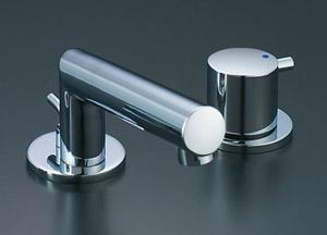 *INAX*洗面用水栓セパレート単水栓 ポップアップ式LF-E130BR